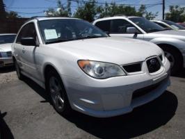 Subaru Impreza Wagon 2007