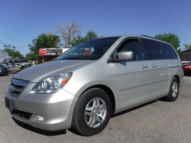 Honda Dealership Albuquerque >> 2005 Honda Odyssey Touring