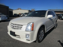 Cadillac SRX w/ Ultraview Plus Sunroof 2007