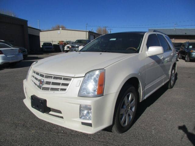 2007 Cadillac SRX w/ Ultraview Plus Sunroof