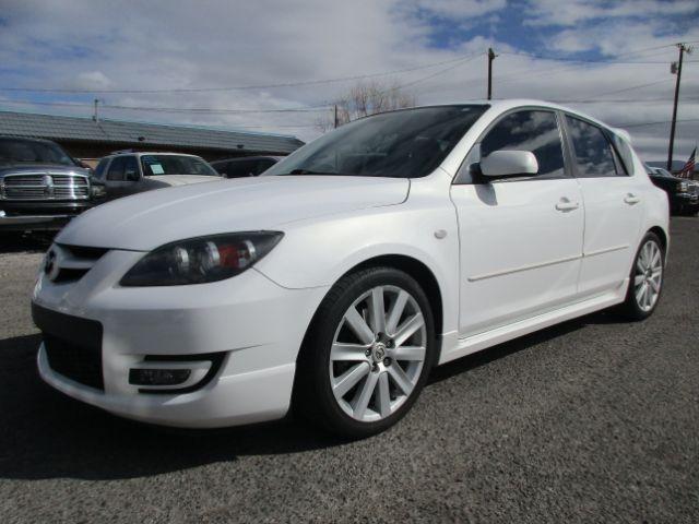 2008 Mazda MAZDASPEED3