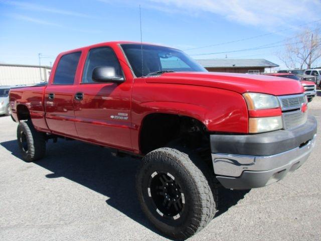 2005 Chevrolet Silverado 2500 HD Duramax