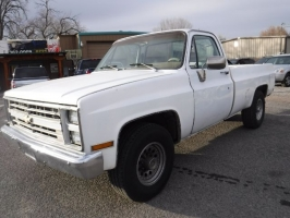 Chevrolet C/K 20 1985