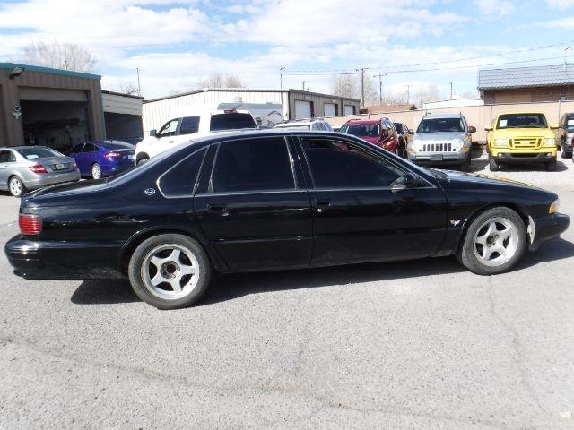 Chevrolet Impala SS 1996 price $10,999