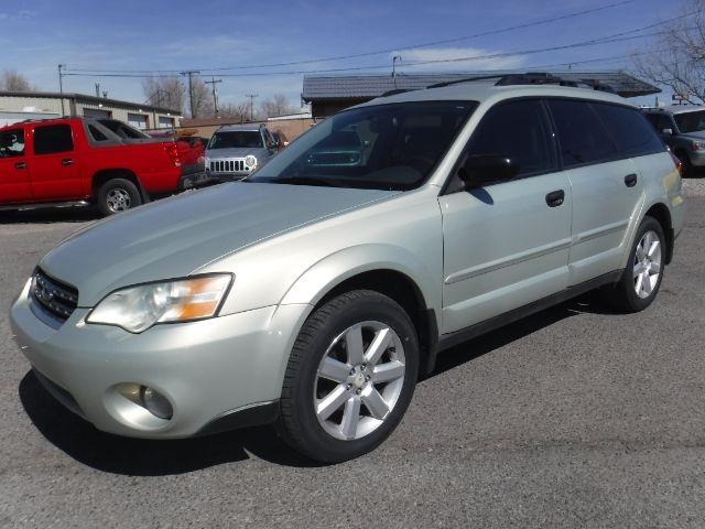Subaru Outback 2006 price $6,555