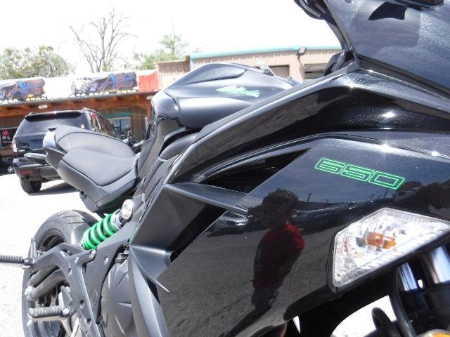 Kawasaki Ninja 650 2015 price $5,333
