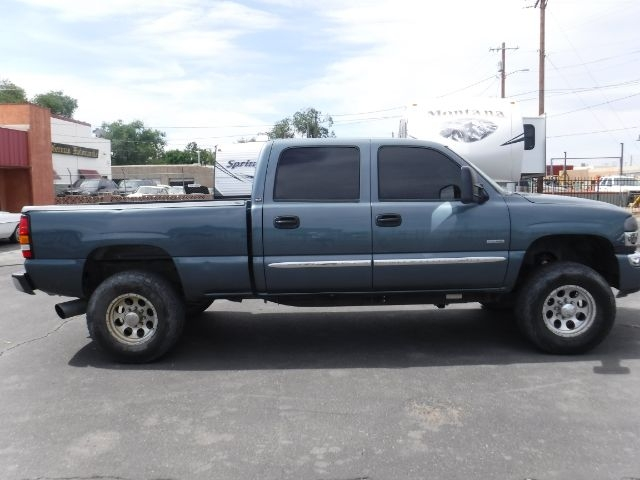 GMC Sierra 2500 HD LBZ 2006 price $16,888