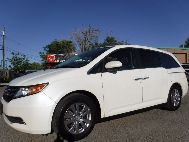 Honda Dealership Albuquerque >> 2016 Honda Odyssey Ex L W Rear Entertainment