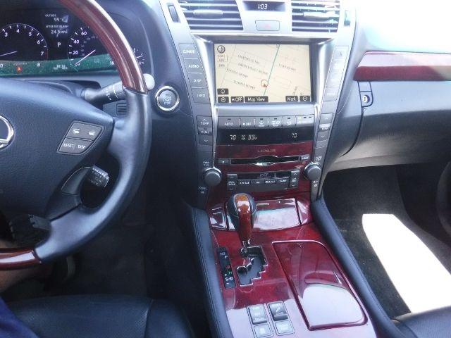 Lexus LS 460 2009 price $15,888