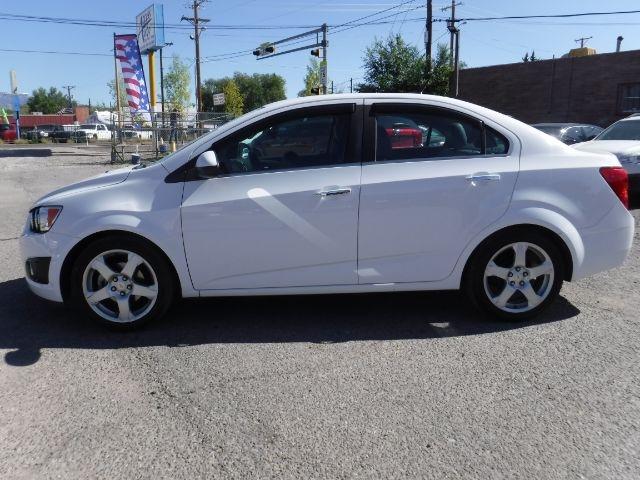 Chevrolet Sonic 2012 price $6,888
