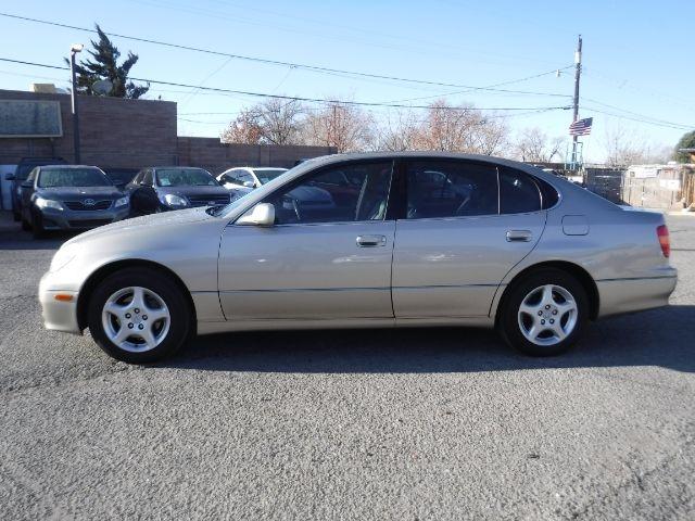 Lexus GS 300/400 1999 price $5,777
