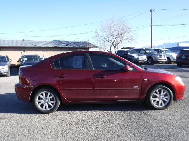 Mazda MAZDA3 2008 price $5,333