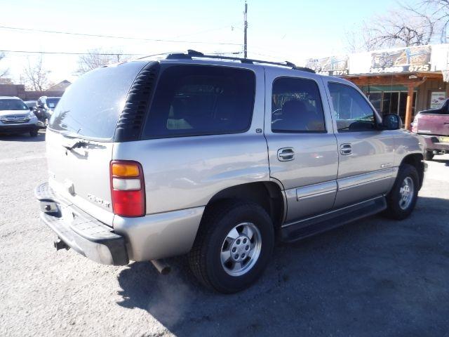 Chevrolet Tahoe 2003 price $5,555