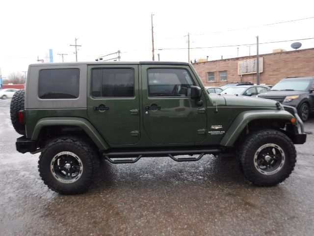 Jeep Wrangler 2007 price $15,888