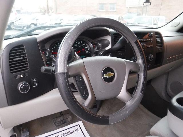 Chevrolet Silverado 1500 2012 price $9,888