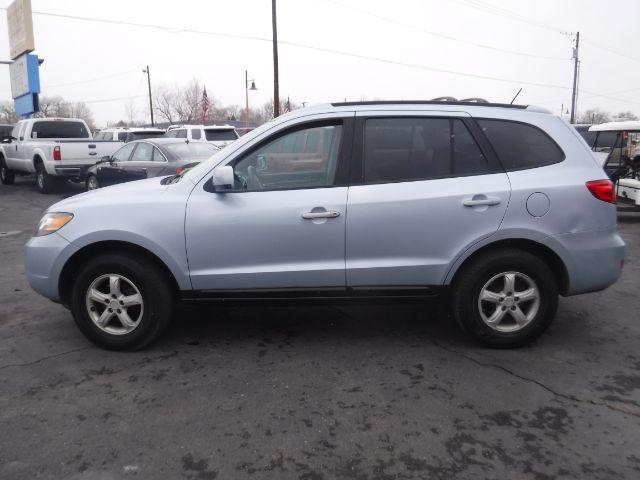 Hyundai Santa Fe 2007 price $5,333