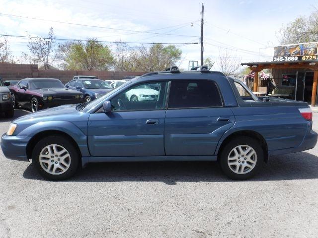 Subaru Baja 2006 price $9,555