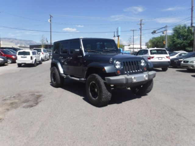 Jeep Wrangler 2008 price $16,333