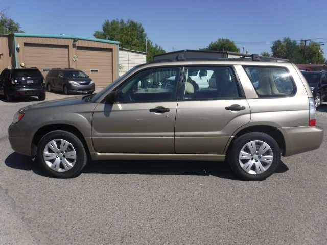 Subaru Forester 2008 price $6,333