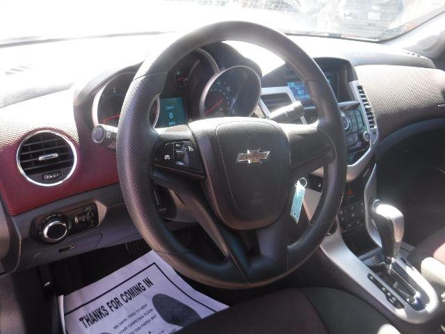 Chevrolet Cruze 2012 price $7,333