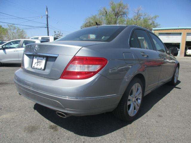Mercedes-Benz C-Class 2008 price $10,777