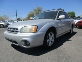 Subaru Baja 2003