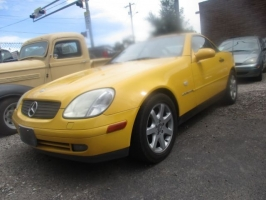 Mercedes-Benz SLK 1998