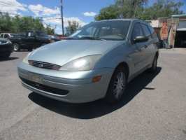Ford Focus Wagon 2003