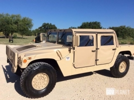 AM GENERAL M998 HMMWV HUMVEE 1987