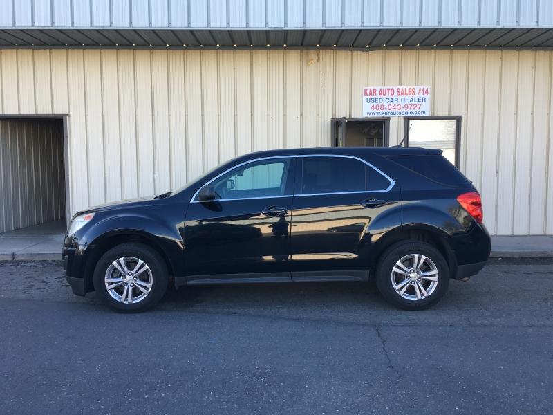 Chevrolet Equinox 2012 price $8,900