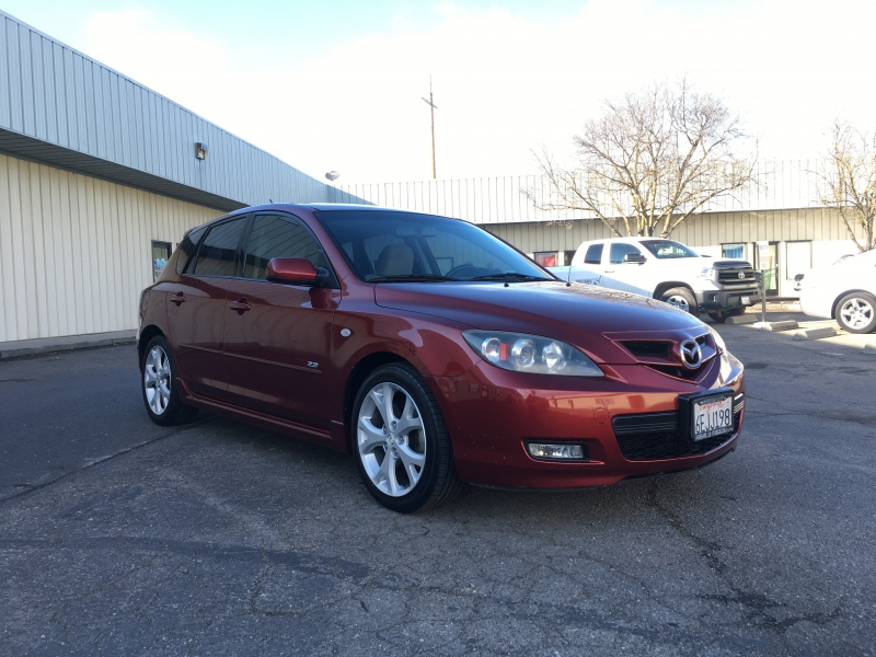 Mazda Mazda3 2008 price $5,495