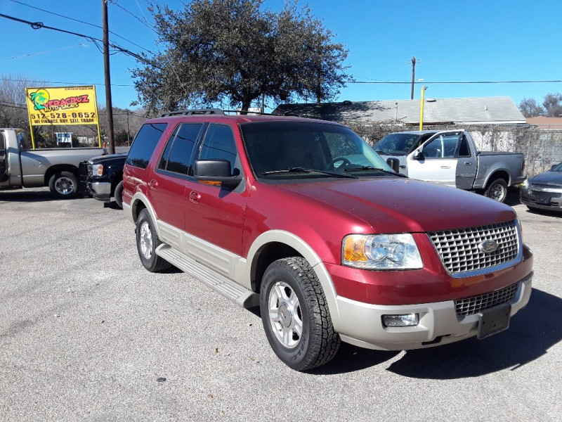 2005 Ford Expedition Eddie Bauer >> 2005 Ford Expedition