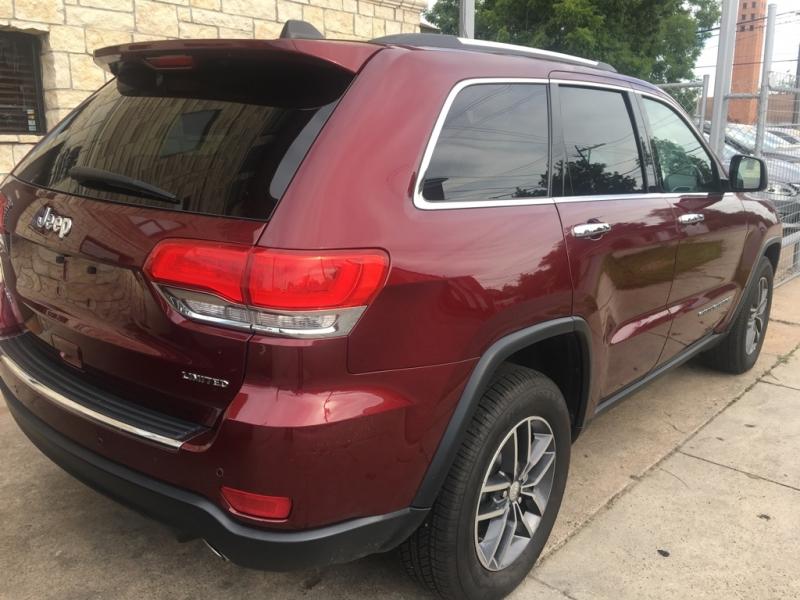 Jeep Grand Cherokee 2018 price $0