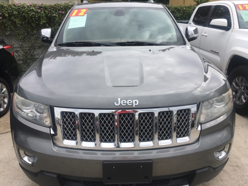 Jeep Grand Cherokee 2012 price $0