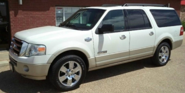 2008 Ford KING RANCH