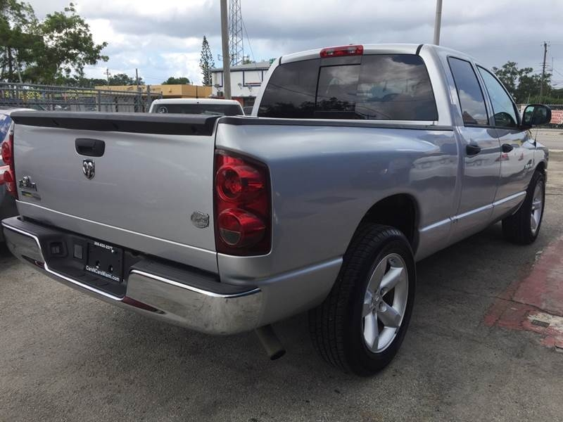 Dodge Ram Pickup 1500 2008 price $10,995