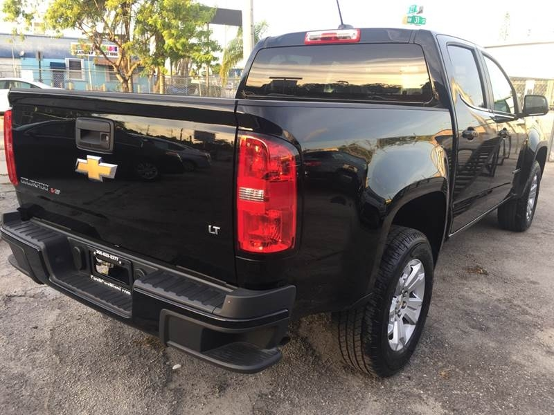 Chevrolet Colorado 2018 price $25,995