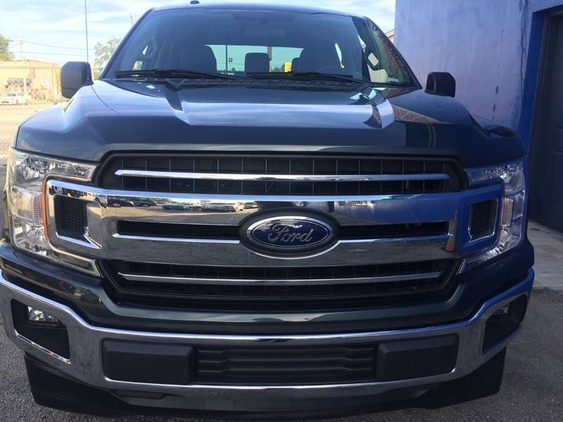 Ford F-150 2018 price $27,995