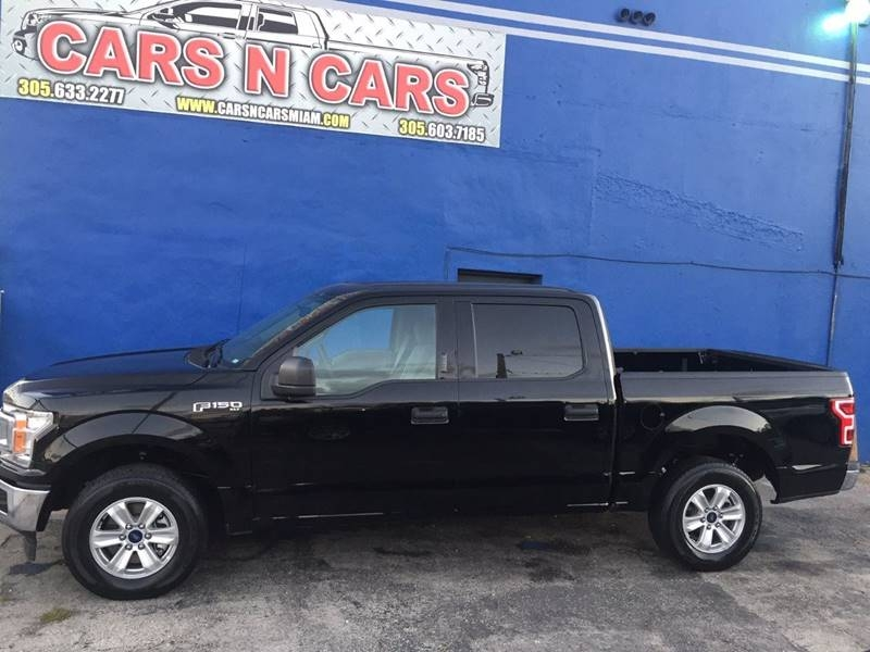 Ford F-150 2018 price $28,950