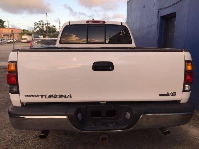 Toyota Tundra 2003 price $6,995