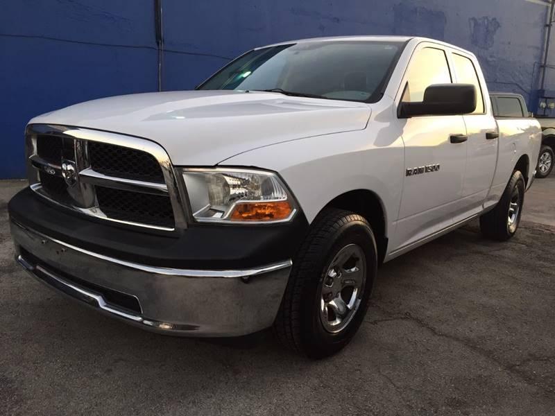 RAM Ram Pickup 1500 2012 price $12,995