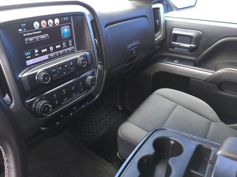 Chevrolet Silverado 1500 2018 price $23,495