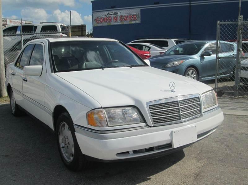 Mercedes-Benz C-Class 1997 price $1,000