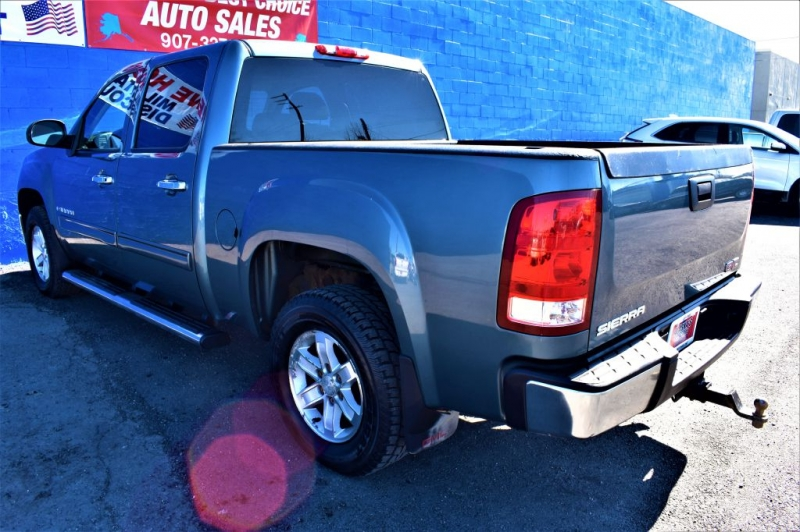 GMC SIERRA 2008 price $12,999