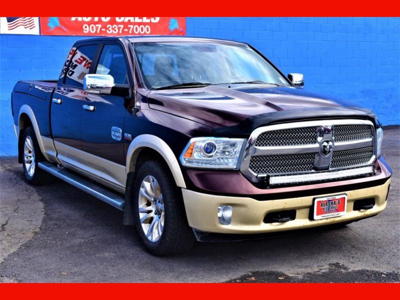 2013 RAM 1500 LONGHORN