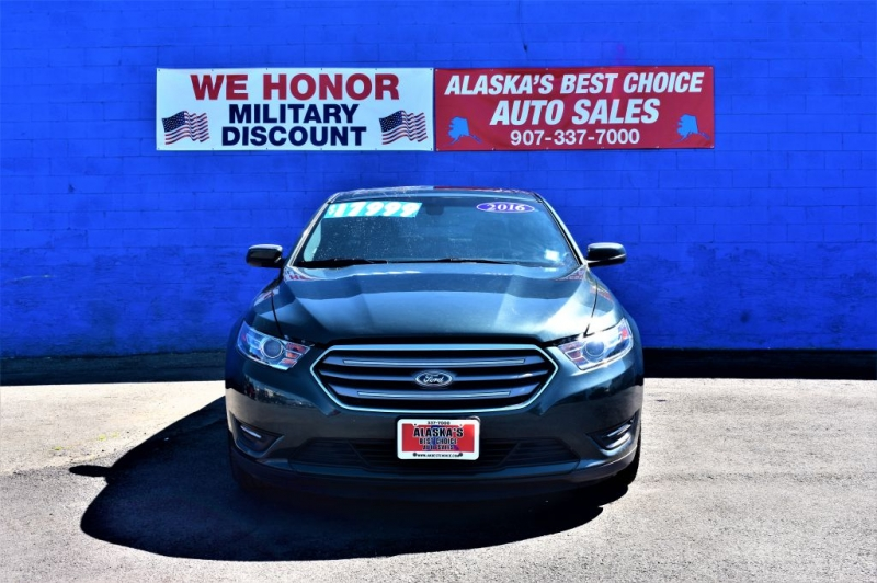 FORD TAURUS 2016 price $17,999