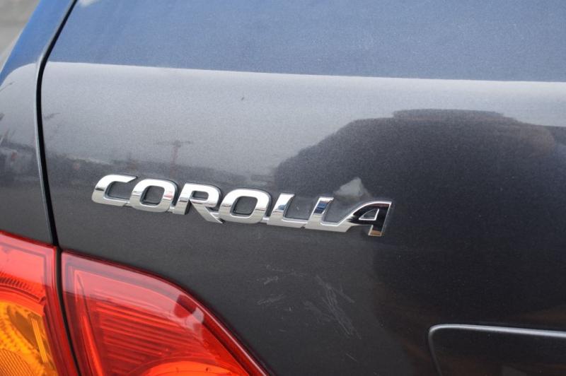 TOYOTA COROLLA 2010 price $7,999