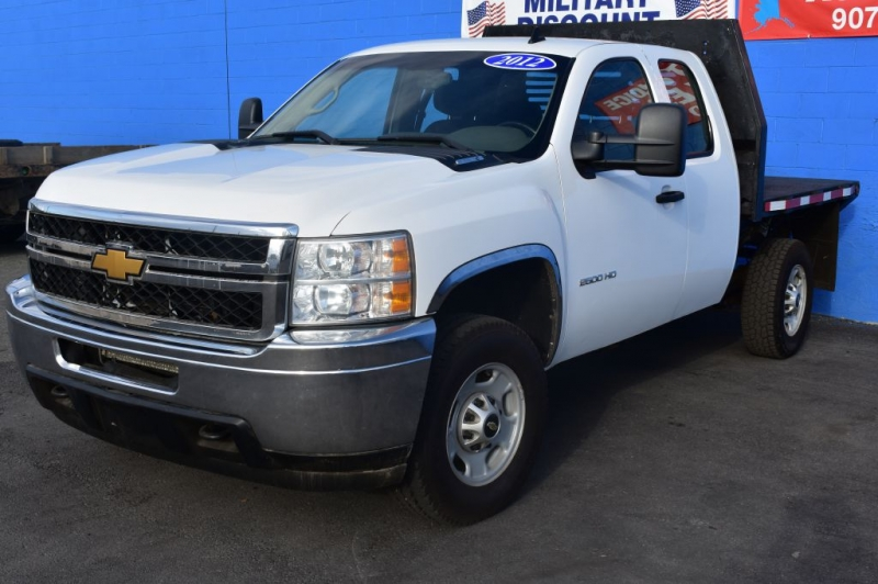 CHEVROLET SILVERADO 2500 2012 price $23,999