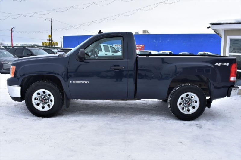 GMC SIERRA 2008 price $13,500