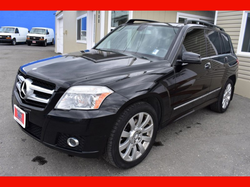 MERCEDES-BENZ GLK 2012 price $17,999